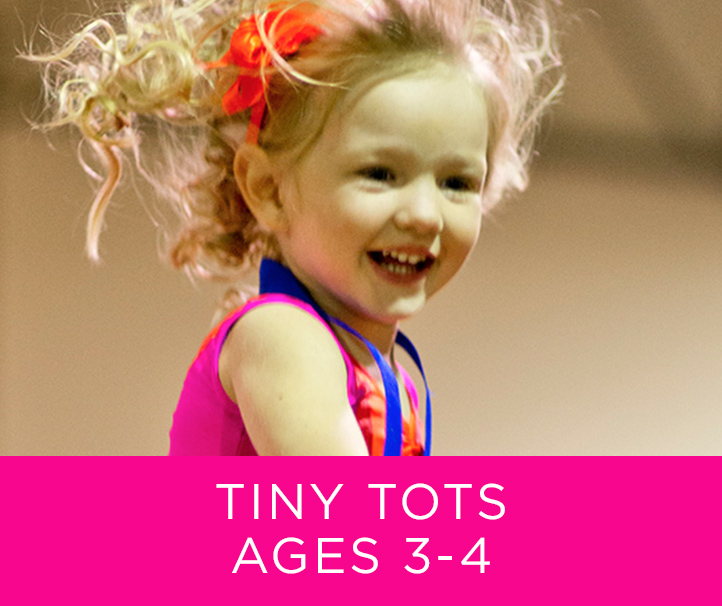 tiny tots Classes at Nepean Physie